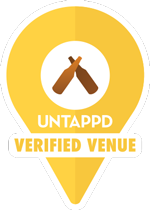 Untappd Verified Bar Craft Beer Shadys Taproom Brooklyn MI